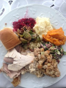 tips for eating during the holidays